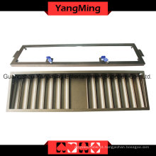 Bandeja 1-Layer Metal Chip-14row (YM-CT03)
